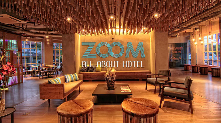 & Zoom Hotels - Smart People Smart Stay